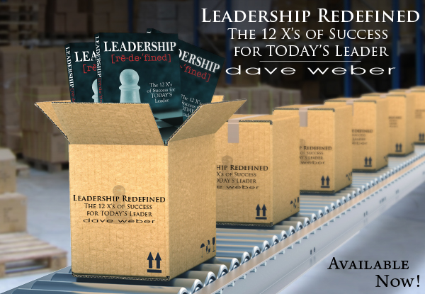 Leadership Redefined by Dave Weber