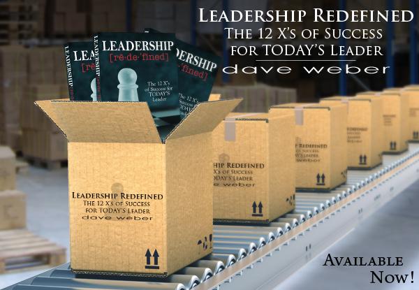 Leadership Redefined by Dave Weber